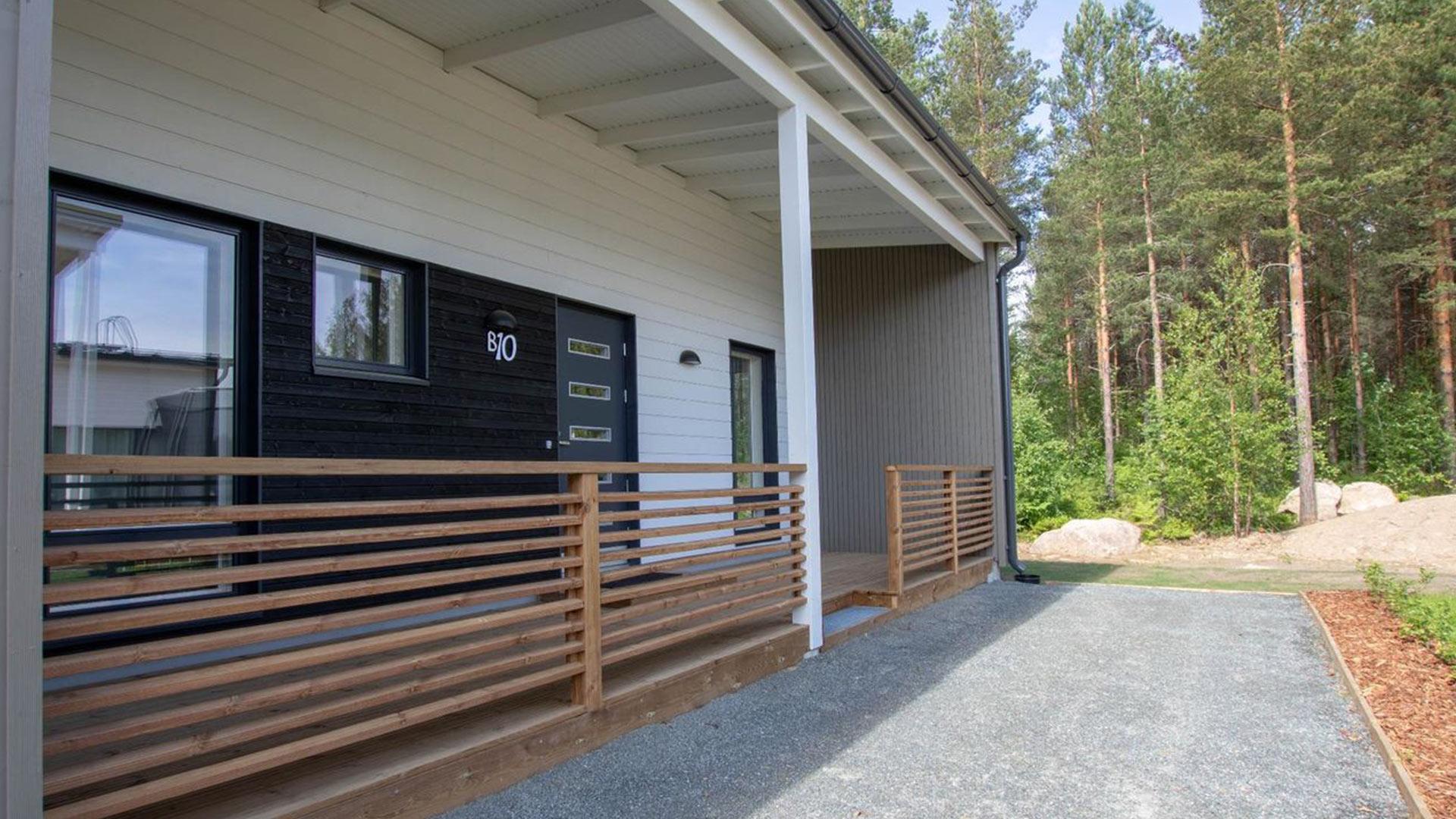 As Oy Jänönkallo, Rivitalo